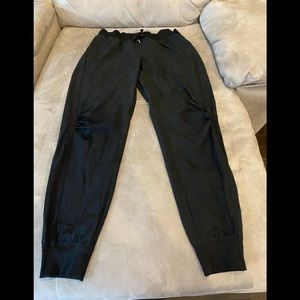 Lorna Jane Activewear black nylon pants